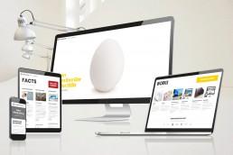 Werbeagentur für Web & Print
